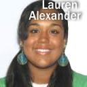 Alexander, Lauren