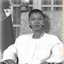 Former Haitian president Ertha Pascal-Trouillot