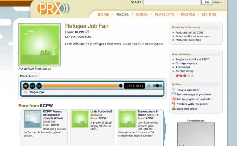 PRX Refugee