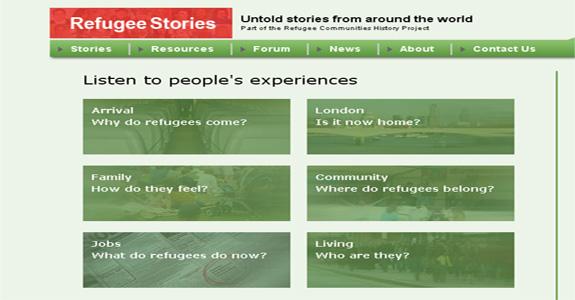 RefugeeStories.org