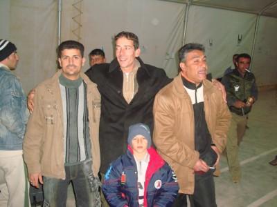 Al Waleed Camp—Al Salih in the camp