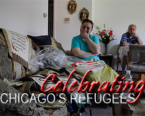 Celebrating Chicago's refugees