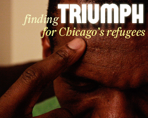 Finding triumph for Chicago's refugees