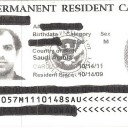 Before obtaining American citizenship, many Arab immigrants must attain a permanent residence card in order to work in live in the U.S.