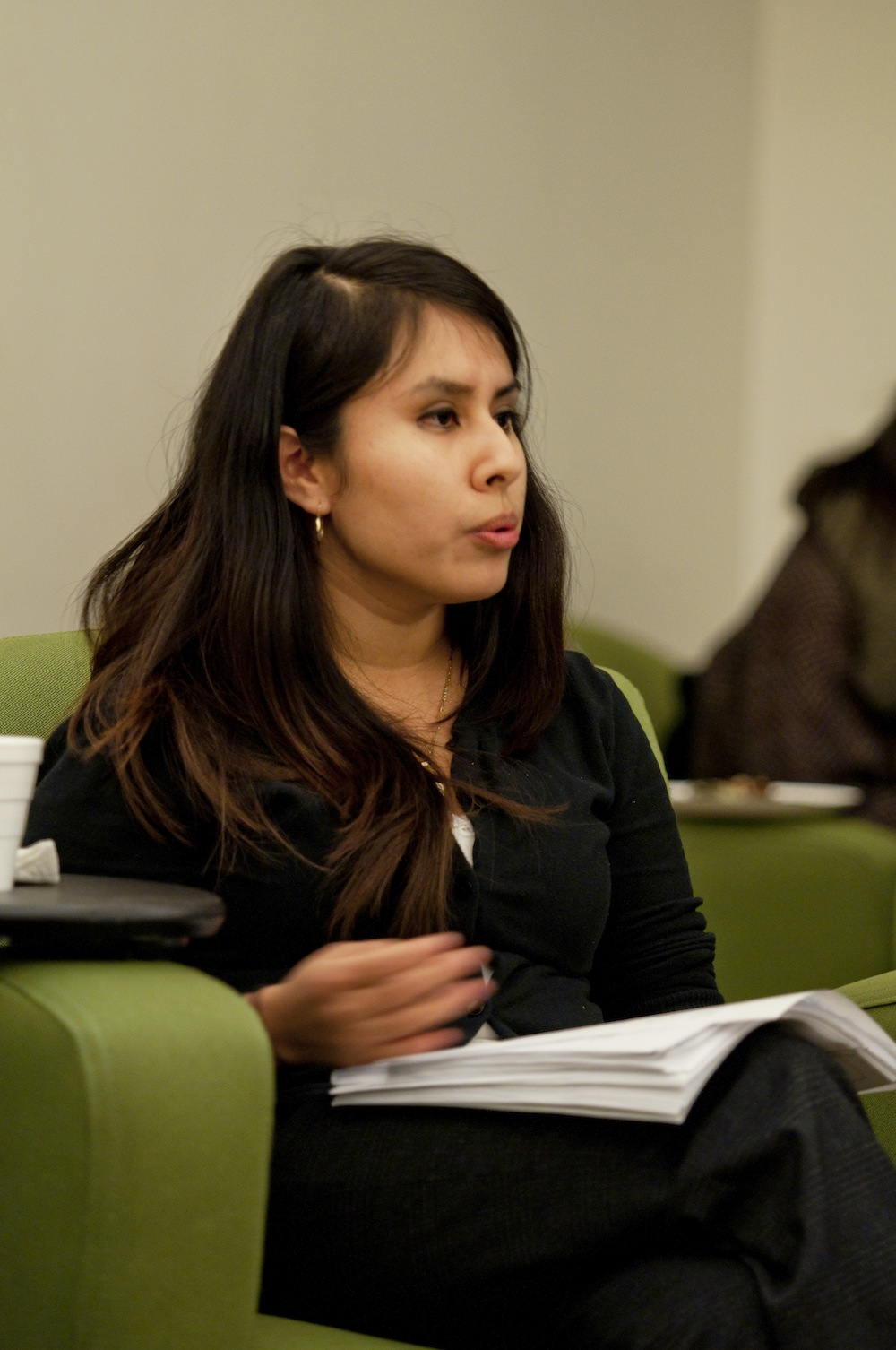 Before life after college, undocumented students seek support
