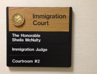 judge name plate