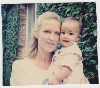 Basu-Mom and me