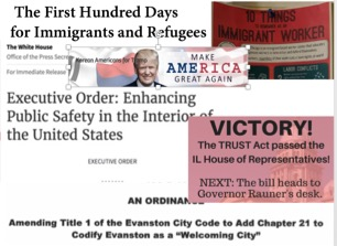The First Hundred Days for immigrants and refugees