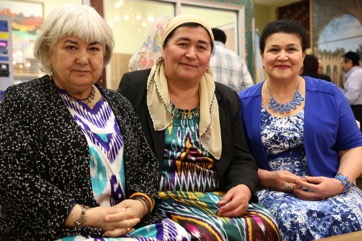 A misunderstood Uzbek community stands by the Diversity Immigrant Visa Program