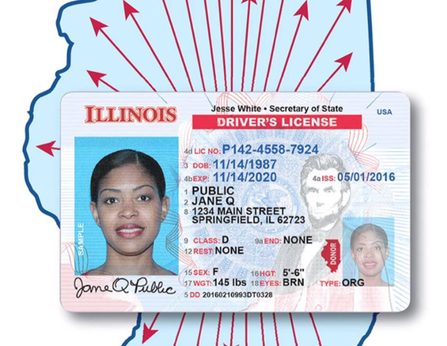 How will Illinois' rollout of ID cards affect DACA recipients and why is it  important for immigrants to have a form of legal identification? |  Immigrant Connect